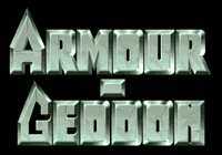 Video Game: Armour-Geddon