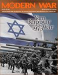 Board Game: October War: Arab-Israeli War 1973