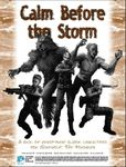 RPG Item: Calm Before The Storm: Ready-Made Player Characters