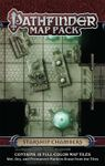 RPG Item: Pathfinder Map Pack: Starship Chambers