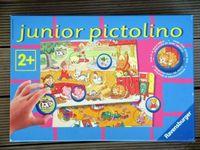 Board Game: Junior Pictolino