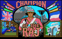 Video Game: Champion of the Raj