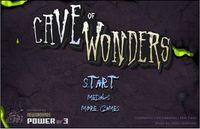 Video Game: Cave of Wonders