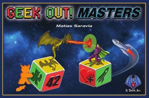 Board Game: Geek Out! Masters