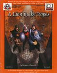 RPG Item: A Lion in the Ropes (d20)