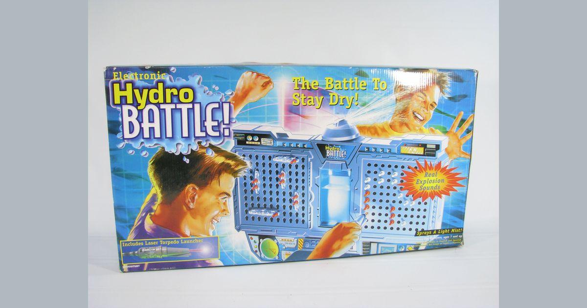 Hydro Battle Board Game Boardgamegeek