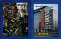 RPG Item: Heroes Forever/The Shelter (Free RPG Day 2010 Bundle)