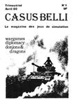 Issue: Casus Belli (Issue 1 - Apr 1980)