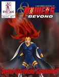 RPG Item: Powers Beyond: Second Spectacular Supplement!