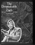 Issue: The Unspeakable Oath (Issue 7 - 1992)