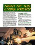 RPG Item: Judge Dredd Case File #3: Night of the Living Dredd