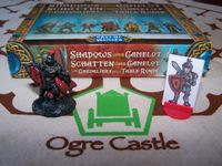 Board Game: Ogre Castle