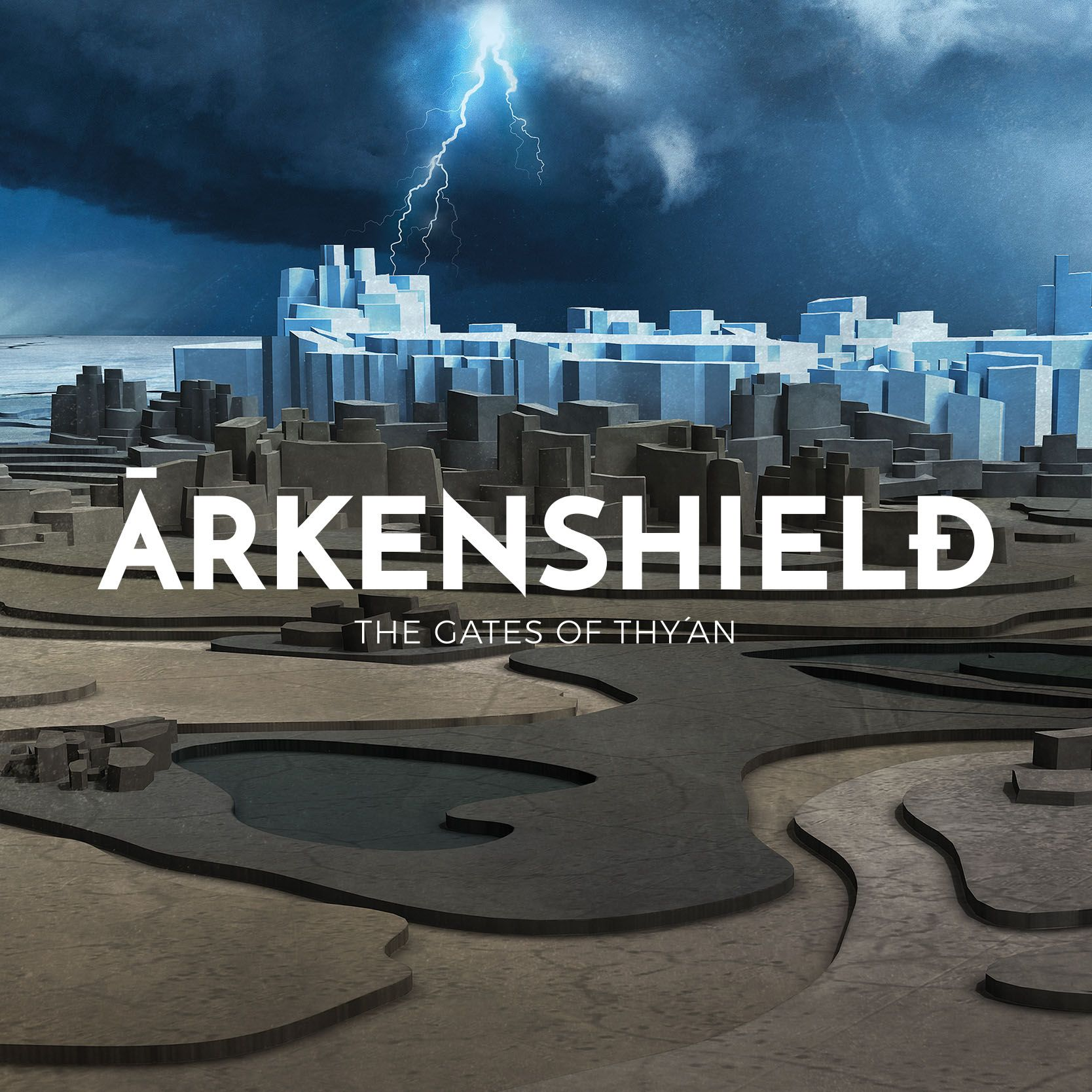 Arkenshield: The Gates of Thy´an