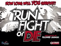 Board Game: Run, Fight, or Die!