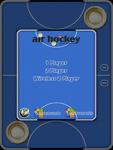 Video Game: Air Hockey