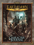 RPG Item: Earthdawn Fourth Edition Character Journal