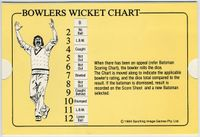 Board Game: Max Walker's Cricket Game