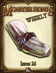 RPG Item: Monster Hunts Weekly: Issue 26