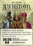 Board Game: Avignon: Indulgence Pack 2