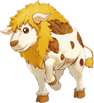 Character: Buffamoo