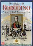Board Game: Borodino: Battle of the Moskova, 1812