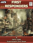 RPG Item: First Responders (Fate)