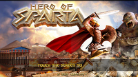 Video Game: Hero of Sparta