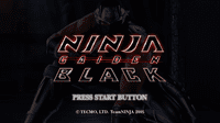 Video Game: Ninja Gaiden Black
