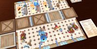 Board Game: Chocolate Factory