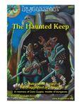RPG Item: DF23: The Haunted Keep