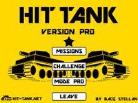 Video Game: Hit Tank