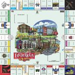 Board Game: Fredericton On Board