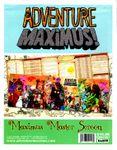 RPG Item: Adventure Maximus!: Maximus Master Screen