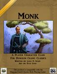 RPG Item: Monk