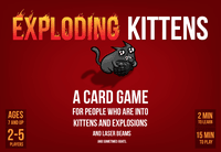 Board Game: Exploding Kittens