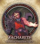 Board Game: Descent: Journeys in the Dark (Second Edition) – Zachareth Lieutenant Pack