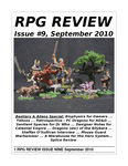 Issue: RPG Review (Issue 9 - Sep 2010)