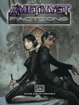 RPG Item: Amethyst Factions (Savage Worlds)