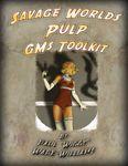 RPG Item: Pulp GM's Toolkit