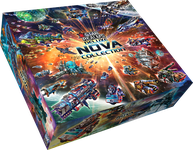 Board Game: Star Realms Deluxe Nova Collection