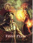 RPG Item: Arcanis Fast Play