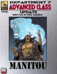 RPG Item: Manitou