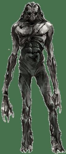 Character: Dark One