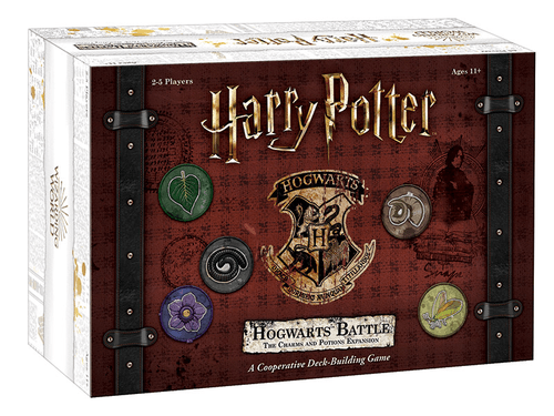 Board Game: Harry Potter: Hogwarts Battle – The Charms and Potions Expansion