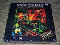 Board Game: RoboRally: Armed and Dangerous