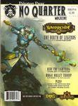 Issue: No Quarter (Issue 16 - Jan 2008)