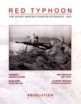 Board Game: Red Typhoon: The Soviet Winter Counter-Offensive, 1942