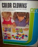 Board Game: Color Clowns