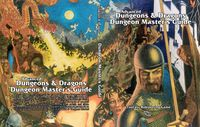 """RPG Item: """"Advanced Dungeons & Dragons (3rd Edition)"""": Dungeon Master's Guide (2018)"""