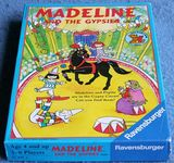 Board Game: Madeline and the Gypsies
